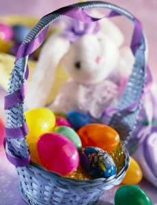 baby Easter basket bxp29831h